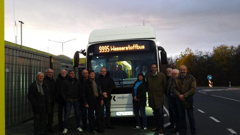 RVK Wasserstoffbus