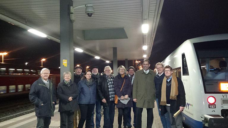 UWV erlebt Börde-Bahn