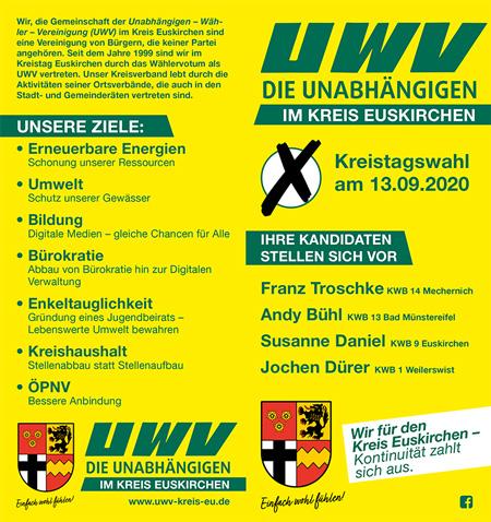 UWV Flyer